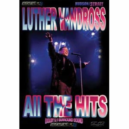 Luther Vandross: All the Hits DD5.1