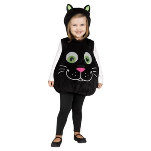 Toddler Cat Googly Eyes Infant Costume 6-24M