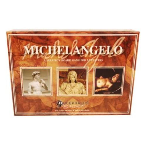 Bucephalus Games Michelangelo Board Game