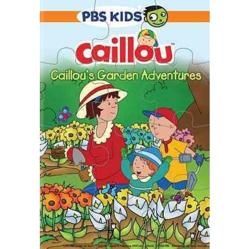 Caillou: Caillou's Garden Adventures (DVD)
