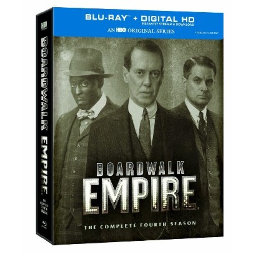 Boardwalk Empire: The Complete Fourth Season (Blu-ray + Digital Copy)