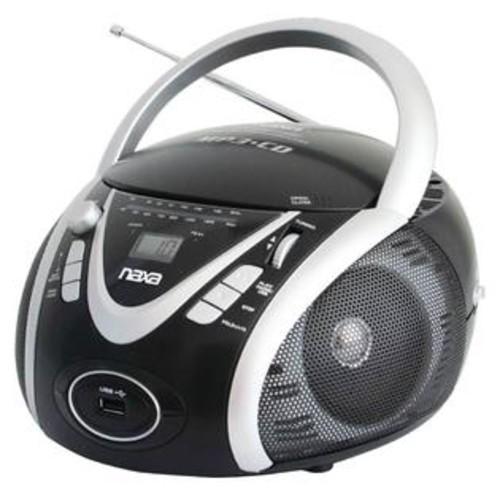 Naxa Portable CD-MP3 Player