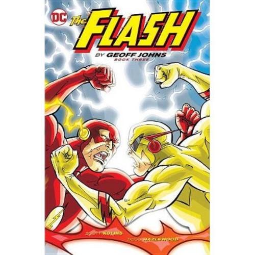 DC Comics Fiction Books Flash 3 (Paperback)