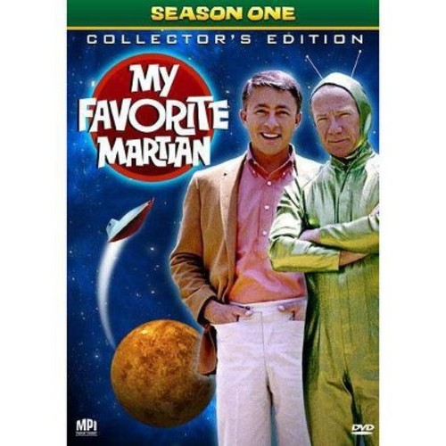 My Favorite Martian: Season One (DVD)