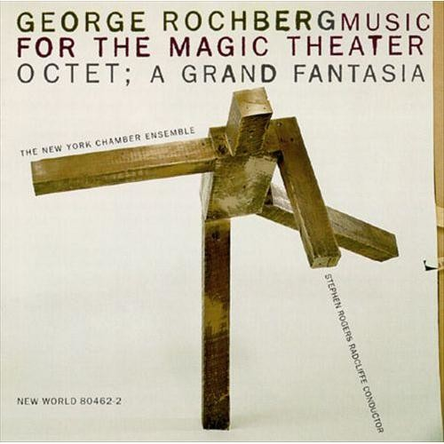 Chamber Music of George Rochberg [CD]