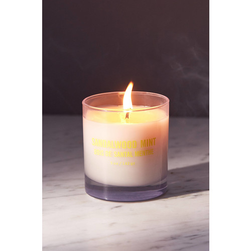 UO Marble Gift Box Scented Candle [REGULAR]