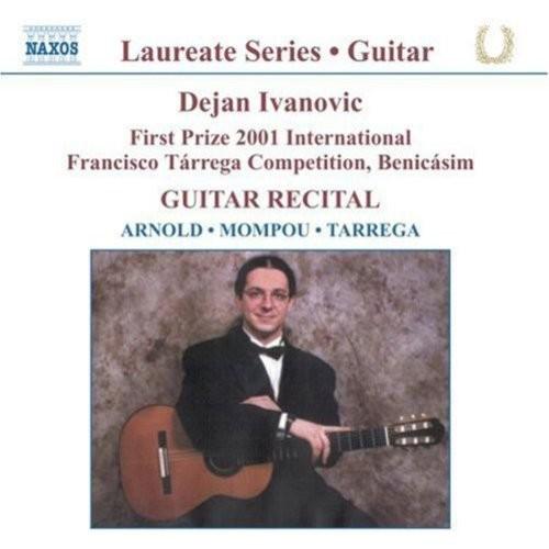 Guitar Recitals CD (2002)