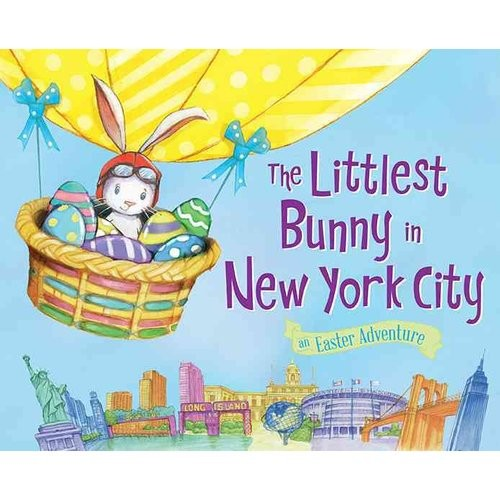 The Littlest Bunny in New York City: An Easter Adventure