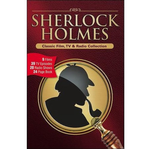 Sherlock Holmes: Classic Film & Radio Collection (Full Frame)