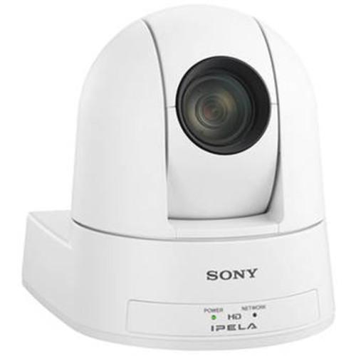 SRG300SE/W 1080p Desktop & Ceiling Mount Remote PTZ Camera (White)