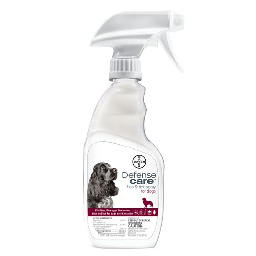 Bayer Defense Care Flea & Tick Dog Spray