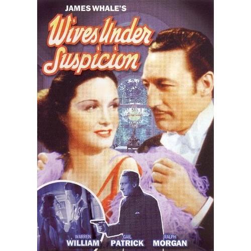 Wives Under Suspicion [DVD] [1938]