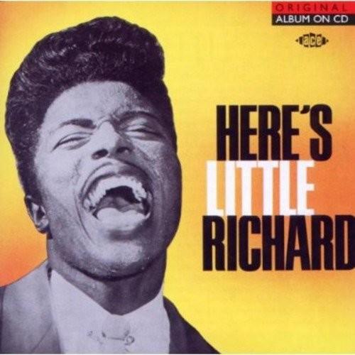 Here's Little Richard [Ace] [CD]