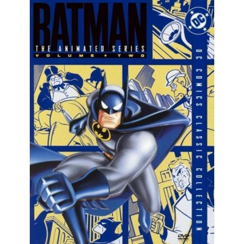 Batman:Animated series vol 2 (DVD)