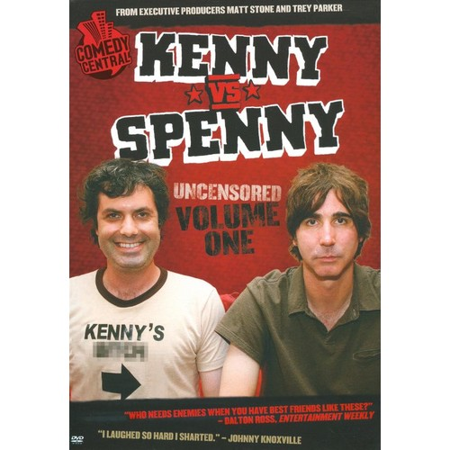 Kenny vs. Spenny: Volume One - Uncensored [2 Discs] [DVD]