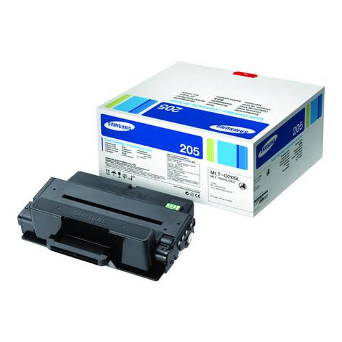 Samsung MLT-D205L Toner Cartridge, Black