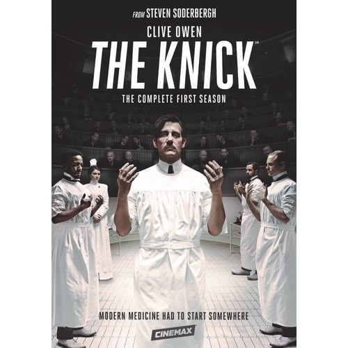 The Knick: The Complete First Season [4 Discs] [DVD]