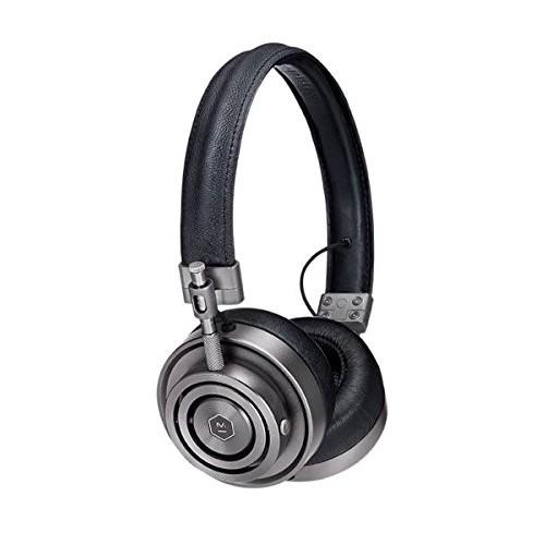 Master & Dynamic MH30 On Ear Headphone - Gunmetal [Gunmetal]