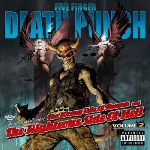The Wrong Side Of Heaven And The Righteous Side Of Hell Volume 2 Explicit Lyrics