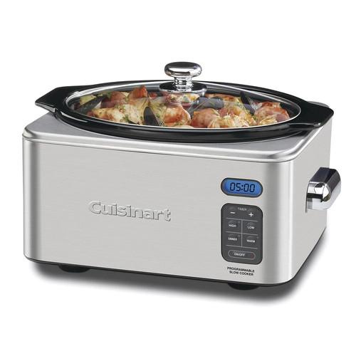 Cuisinart 6.5 Qt. Programmable Slow Cooker PSC-650
