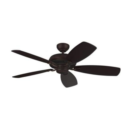 Monte Carlo Light Cast Max 52 in. Roman Bronze Ceiling Fan