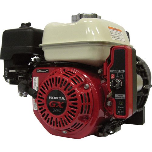 Banjo Self-Priming Transfer Water Pump with Electric Start  11,700 GPH, 2in. Ports,