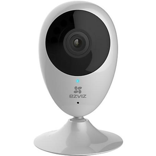 EZVIZ Mini O 720p HD Wi-Fi Home Video Monitoring Security Camera, 16GB MicroSD, Smart Home Enabled using IFTTT