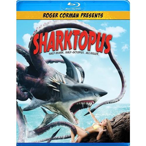 Sharktopus [Blu-ray]: Eric Roberts, Hector Jimenez, Declan O'Brien, Roger Corman: Movies & TV