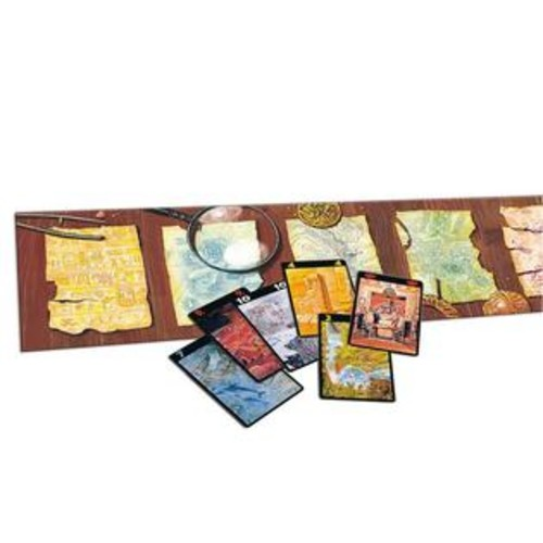 Thames & Kosmos Lost Cities The Original Card Game