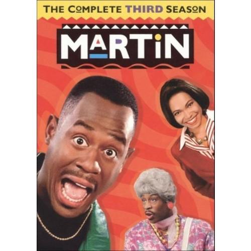 Martin: The Complete Third Season (4 Discs) (dvd_video)