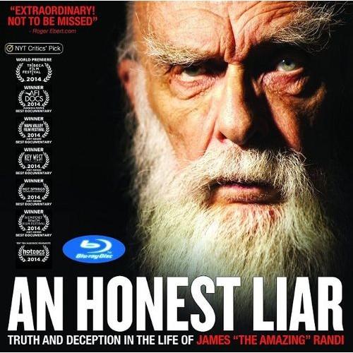 Liars Autobiography (Blu-ray)