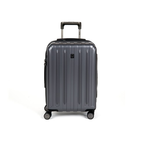 Delsey Helium Titanium CarryOn Expandable Spinner Trolley