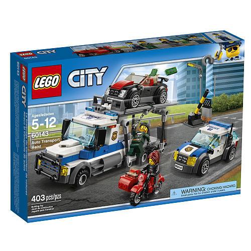 LEGO City Police Auto Transport Heist (60143)