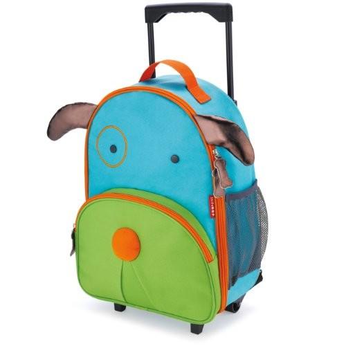 Skip Hop Zoo Little Kid Luggage, Dog [Dog]