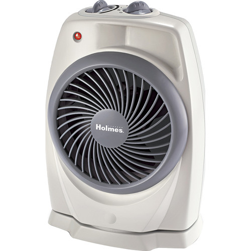 Holmes Pivoting Heater Fan ViziHeat