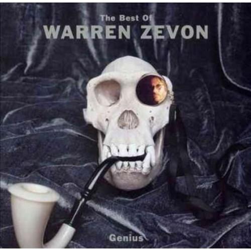 Warren Zevon - Genius:The Best of Warren Zevon