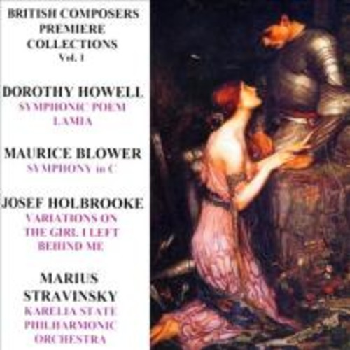 British Composers Premiere Collections, Vol. 1 [CD]