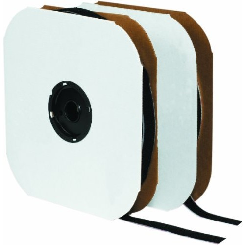 Tape Logic HLT117 Rubber Based Individual Tape Hook Strip, 75' Length x 1-1/2