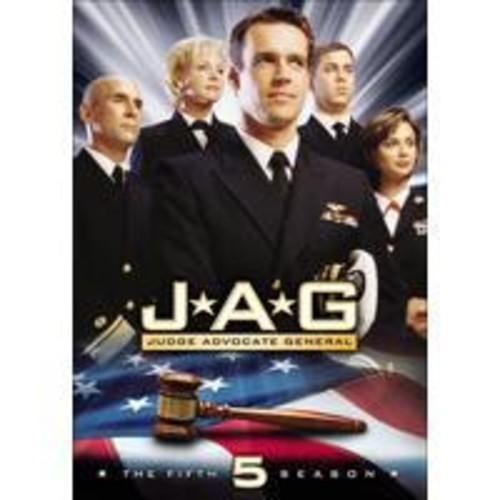 JAG: The Fifth Season [7 Discs]