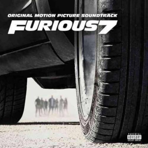 Various - Furious 7 (Ost) [Explicit Lyrics] (CD)