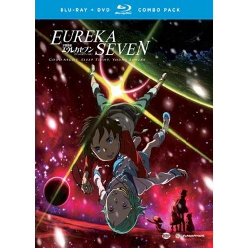 Eureka Seven: Good Night, Sleep Tight, Young Lovers (Movie) (Blu-ray/DVD Combo): Johnny Yong Bosch, Stephanie Sheh, Crispin Freeman, Kate Higgins, Kari Wahlgren, Kyoda Tomoki: Movies & TV