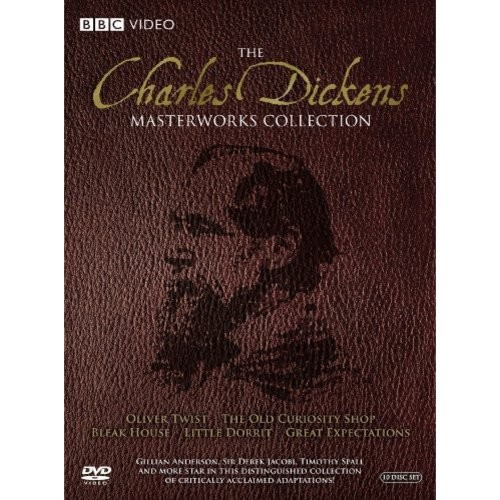 The Charles Dickens Masterworks Collection [10 Discs] [DVD]