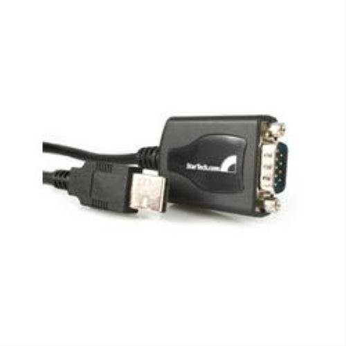 StarTech.com USB to Serial Adapter  Prolific PL-2303  COM Port Retention  USB to RS232 Adapter Cable  USB Serial [921.6 Kbps Baud Rate]