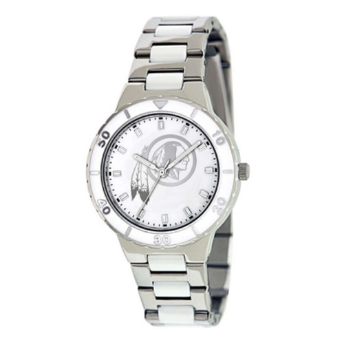 NFL Women's Pearl Series Game Time Watch - Washington Redskins
