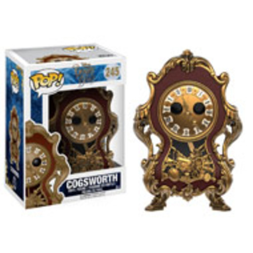 POP! Disney: Beauty and the Beast (Live) - Cogsworth
