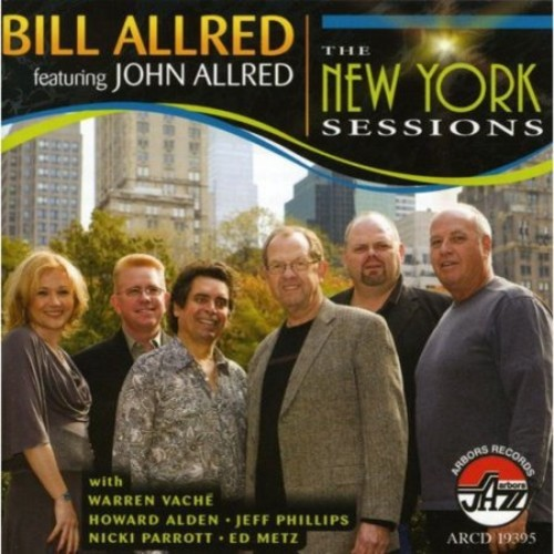 The New York Sessions [CD]