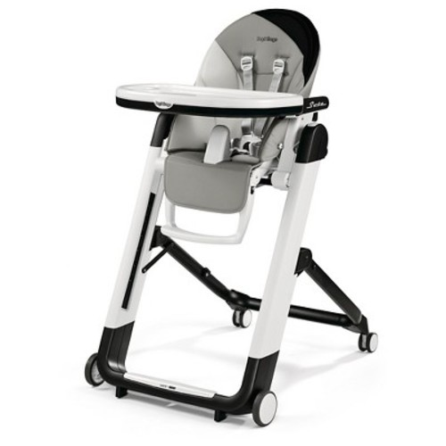 Peg Perego Siesta Highchair - Palette Gray