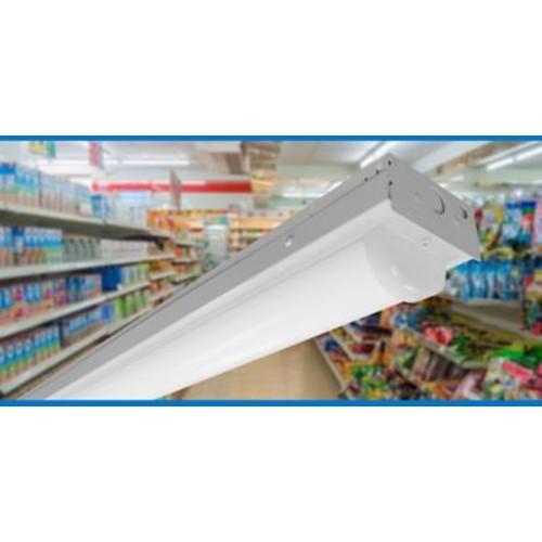 NICOR Lighting Linear High Output LED 48'' Strip Light