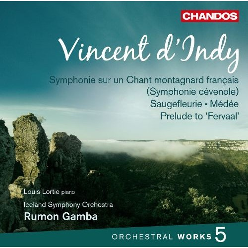 Orchestral Works 5 - CD