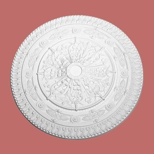 Ceiling Medallion White Urethane 38 Diameter